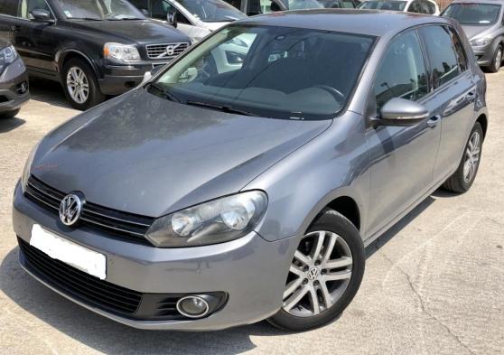 Annonce occasion, vente ou achat 'Volkswagen Golf 1.6 TDI 105 Confortline'