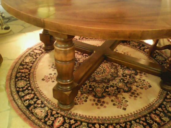 Annonce occasion, vente ou achat 'Table ronde monastère noyé'