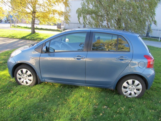 Toyota Yaris 5 Metallic 2008