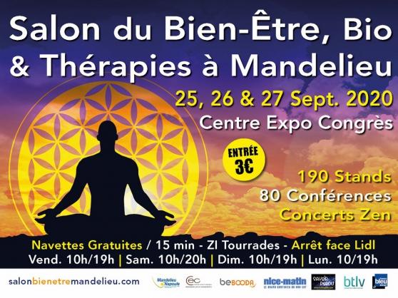 Annonce occasion, vente ou achat 'Salon du Bien-être, Bio et Thérapies Man'