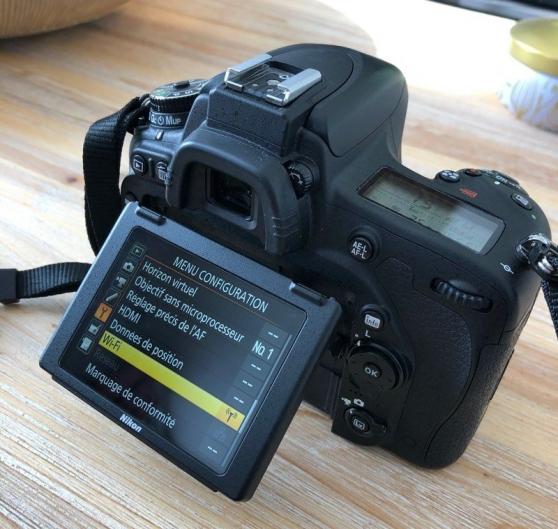 Annonce occasion, vente ou achat 'Nikon D750'