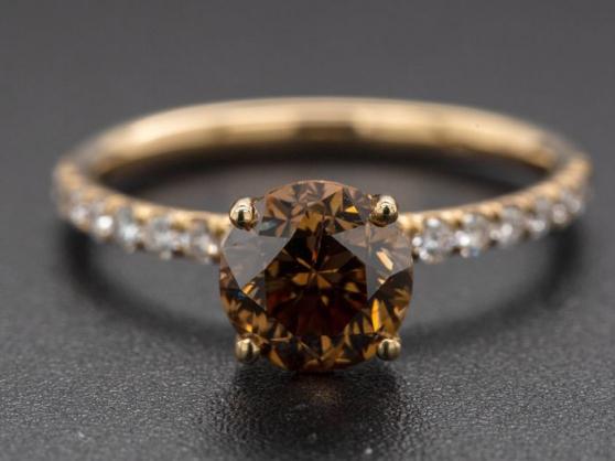 14 carats Or jaune, 1,95 g - Bague