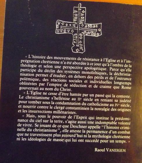 LA RÉSISTANCE AU CHRISTIANISME - Photo 2