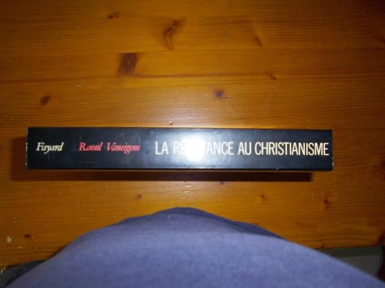 LA RÉSISTANCE AU CHRISTIANISME - Photo 3