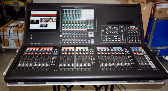 Annonce occasion, vente ou achat 'Roland M-5000'