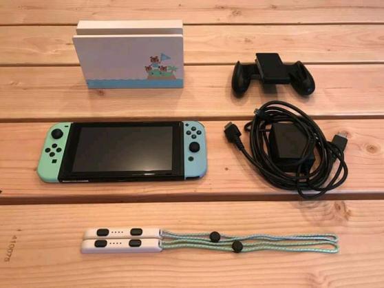 Je vends la console Nintendo Switch - Photo 3