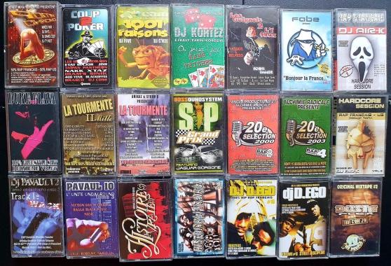 mixtape k7 rap français et hip - hop - Photo 3