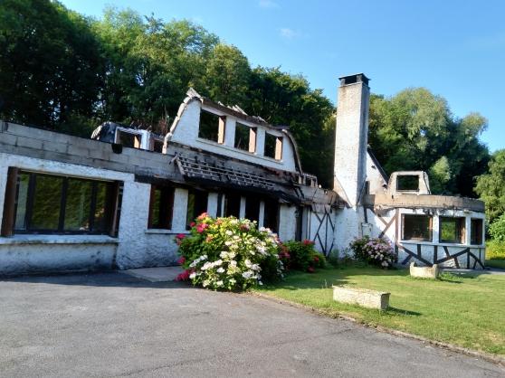 Annonce occasion, vente ou achat 'Maison à reconstruire sur domaine Arboré'