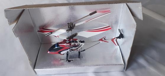 Annonce occasion, vente ou achat 'Micro hélicoptère radiocommandé Petrel G'