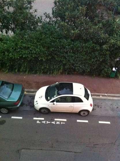 Fiat 500 Lounge 1.2 8V
