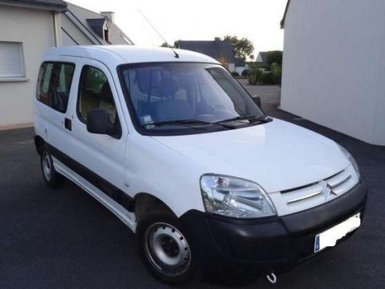 Citroen Berlingo ii hdi 75 600kg first