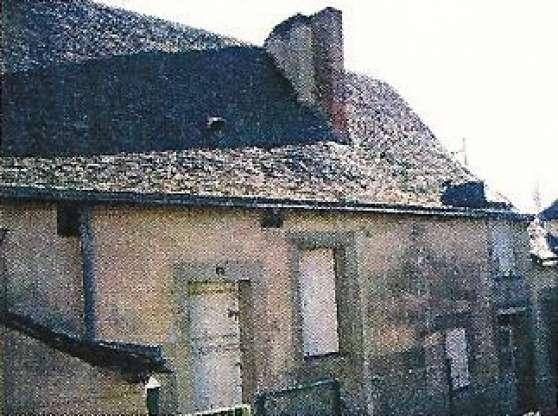 Location maison contre rénovation Angers