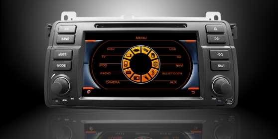 BMW SERIE 3 E46, Autoradio GPS Tactile