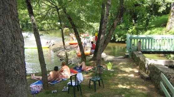 camping et auberge