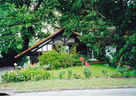 Atypique maison sur terrain bois st vincent de tyrosse for Appartement atypique dax