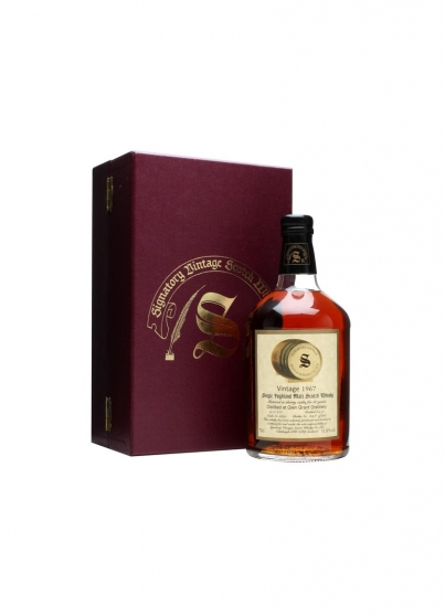 RARE Whisky 1967 Glen Grant Limité 248ex