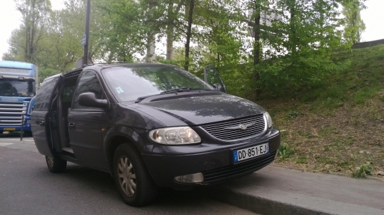 Chrysler voyager 2.5 crd cuir full opt