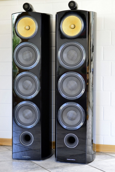 B & W 803 Diamond High End Haut-parleurs