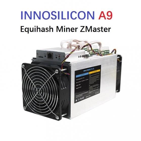 Innosilicon A9 ZMaster 50ksols