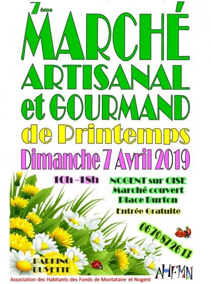 mag printemps ahfmn - Annonce gratuite marche.fr