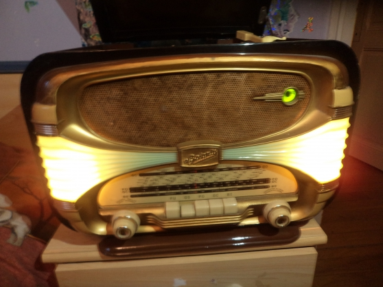 radio ancienne Oceanic type RP Surcouf
