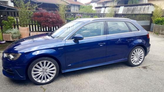 Annonce occasion, vente ou achat 'Audi A3 Sportback 1.4 TFSI e-tron 204'
