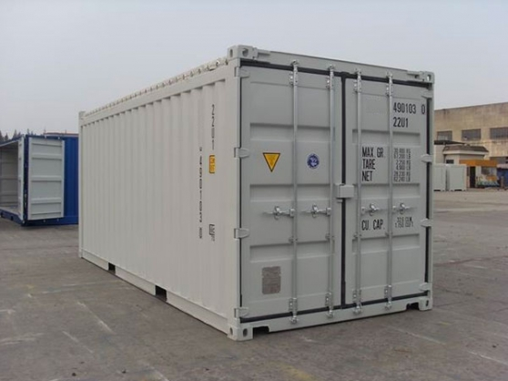 Container maritime occasion et neuf