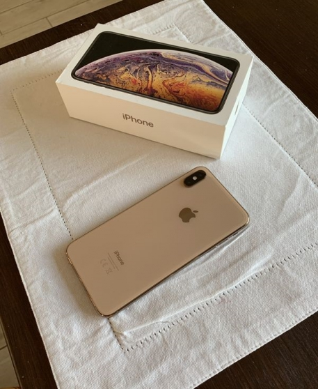 IPhone XS MAX 64gb Gold comme neuf - Photo 3