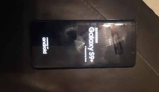 Smartphone Galaxy s9+ edge