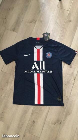 Maillot PSG 2019 / 2020 Neuf