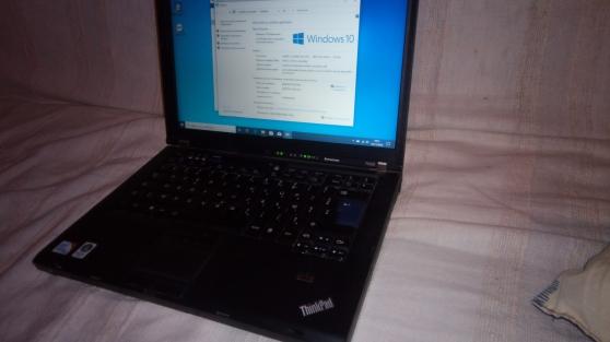 Annonce occasion, vente ou achat 'Portable Lenovo T530'