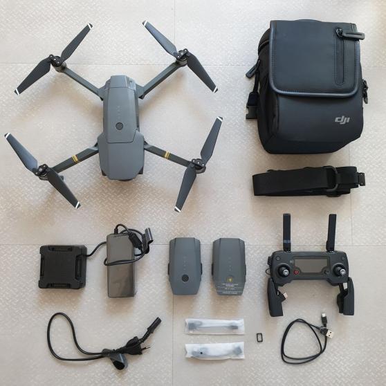 Annonce occasion, vente ou achat 'Drone dji pro'