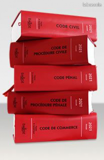 Cours Particuliers de Droit