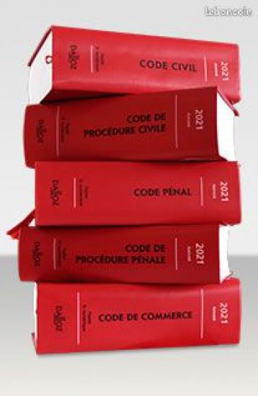 Annonce occasion, vente ou achat 'Cours Particuliers de Droit'