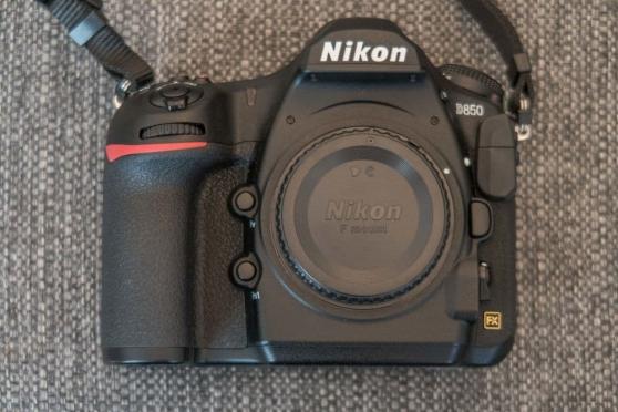 Nikon D850 garantie 2022