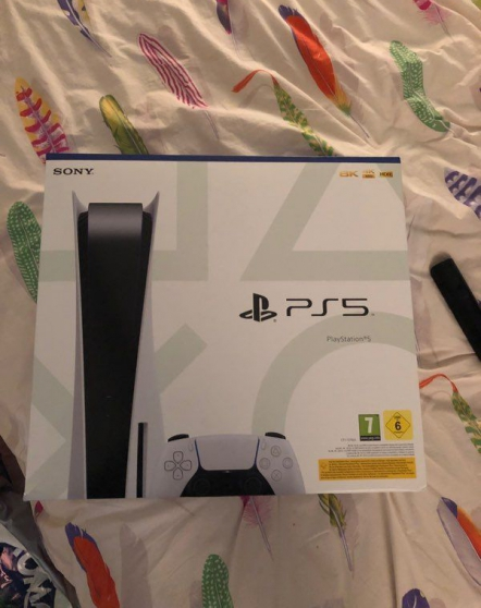 Annonce occasion, vente ou achat 'PLAYSTATION 5'