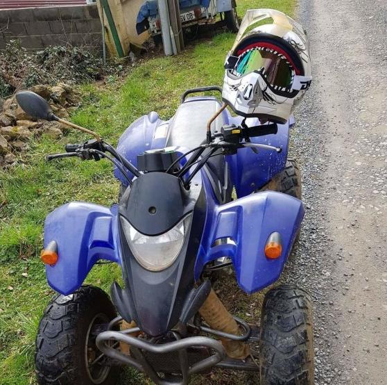 quad 250 à essence 4 temps à donner