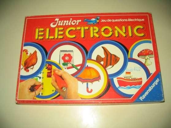 junior électronic - Annonce gratuite marche.fr