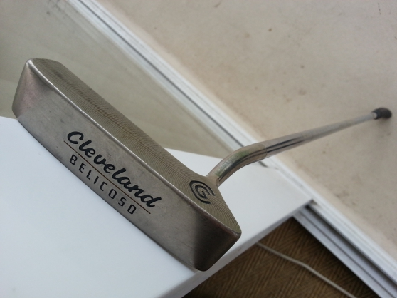 Annonce occasion, vente ou achat 'Putter Cleveland BELICOSO'
