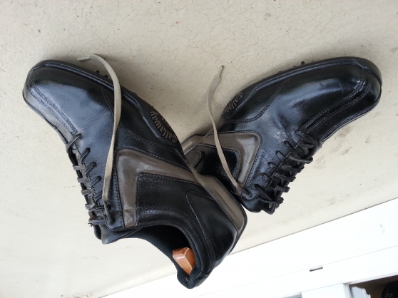 Annonce occasion, vente ou achat 'Chaussures de golf Callaway TBE'