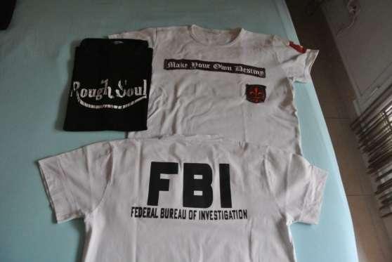 Lot de 3 T-Shirts RG512