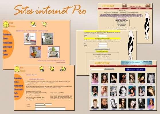 Sites web - Imprim Compo / Fotostar