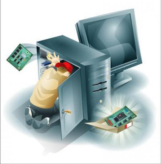Annonce occasion, vente ou achat 'Depannages informatiques'