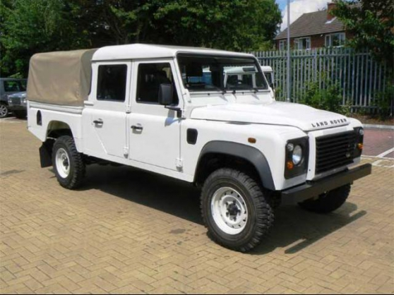 land rover defender 130 pick up e occasi