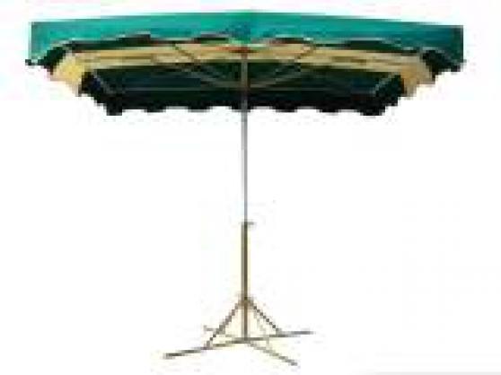 Location Parasol forain marché brocante
