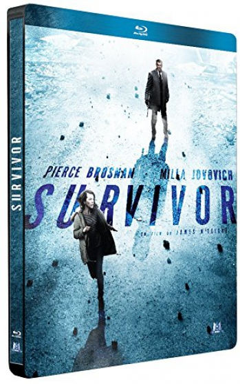 "Petite Annonce : Blu-ray neuf ""survivor"" - Blu-ray ""Survivor""  Blu-ray neuf sous blister!"