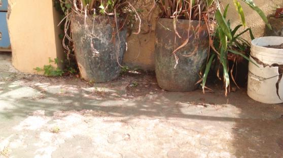Vends creusets de fonderie pour plantes