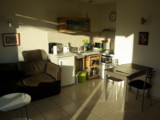 Appartement 2 pièces sur St Etienne