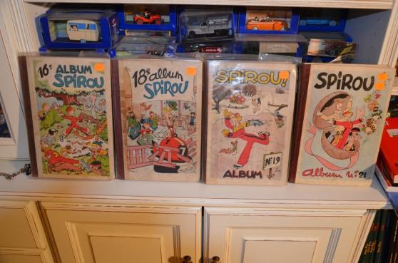 Albums de SPIROU - Photo 2