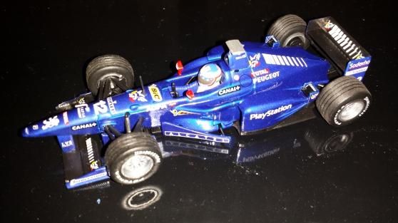 F1 1/43 Minichamps - Onyx - Hotwheels, e - Photo 3